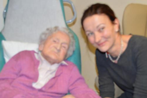 Oldest Resident celebrates birthday