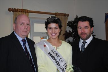 Rose of Tralee Visits Portumna Retirement Village